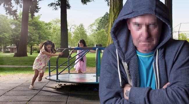 Pécsi játszótéren vadászott a gyerekekre a pedofil