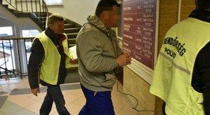 Előzetes letartóztatásbahelyezték Tompa Eszter gyilkosát