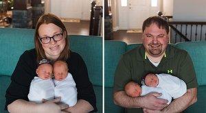 Tragédia: csupán 11 nap adatott meg együtt a családnak