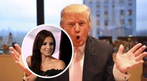 Így nézett ki Sarka Kata aznap, amikor Trump fel akarta szedni - fotók