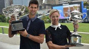 Australian Open: háborús emlékek töltik fel Djokót