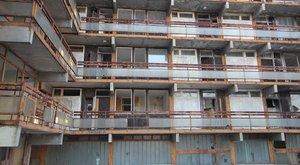 Az enyészeté lett a szovjetek budapesti kórháza