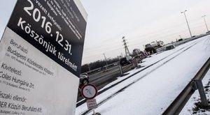 Kiderült, miért nincs még mindig kész a felüljáró a Határ út-Gyáli út kereszteződésében