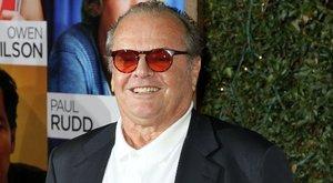 Jack Nicholson visszavonult a filmezéstől?