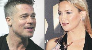 Jó ég! Brad Pittnek máris új barátnője van?