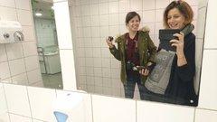 Most megtudhatja, mi történik a nyilvános vécékben