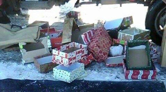 Borzalmas: gyerekek karácsonyi ajándékát árulták a piacon