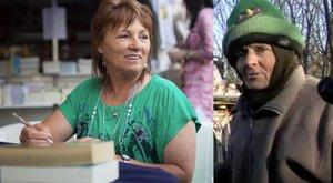 Vavyan Fable segít a Trabantban lakó Marikán