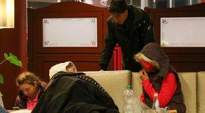 A Honvéd Kórház fogadja a horror túlélőit