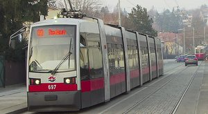 Őrület: villamost loptak Bécsben