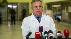 Megszólalt a Honvédkórház igazgatója: ilyen sérülései vannak a súlyos sérülteknek