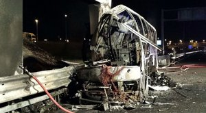 Veronai buszbaleset: órákkal élte túl váltótársa a buszt vezető Jánost