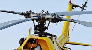 Lezuhant egy mentőhelikopter Olaszországban