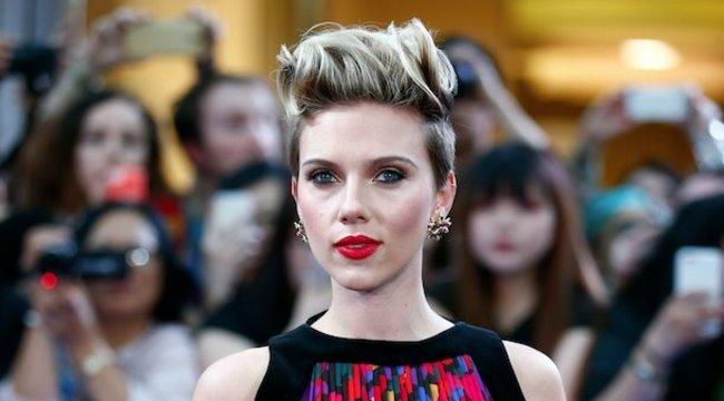 Válik Scarlett Johansson