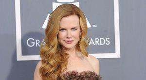 Uzsonnát vitt a Golden Globe-ra Nicole Kidman