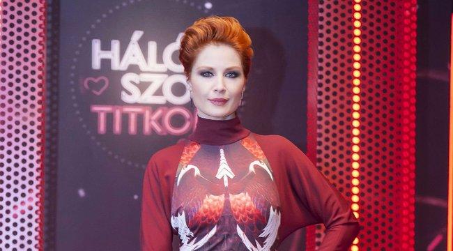 Orosz Barbara nem lenne vendég a saját műsorában