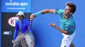 Óriási bravúr! Piros Zsombor megnyerte az Australian Opent