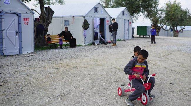Menekültkunyhó kapott dizájndíjat
