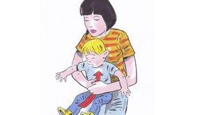 Így mentheti meg orvos nélkül fuldokló gyermeke életét