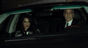 Clooney olyan szerelmes, mint egy ágyú