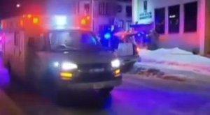 Lövöldözés volt egy kanadai mecsetben