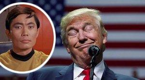 Donald Trump egy terrorista - nyilatkozta a Star Trek sztárja