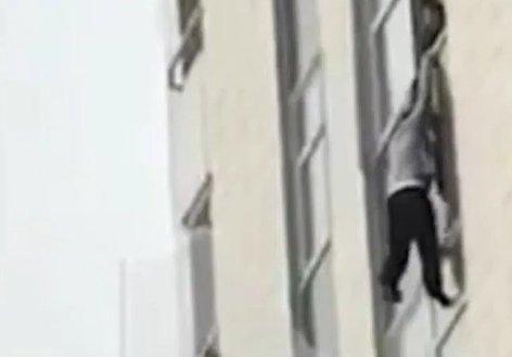Feldolgozhatatlan tragédia: szerelme szeme láttára zuhant 16 emeletet