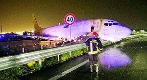Markoló tépte széta magyar pilóták kicsúszott repülőjét