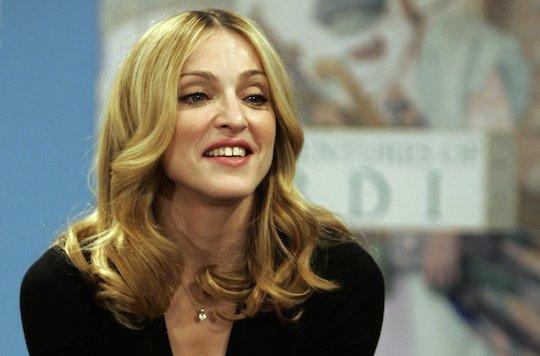 Ha ez igaz, Madonna szégyellheti magát!