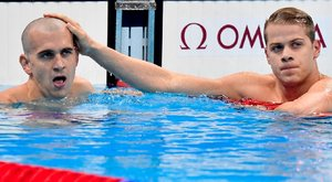 Kenderesi:A medencében nincs barátság