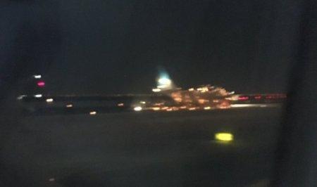 Felszállásnál robbant fel egy utasszállító hajtóműve – videó