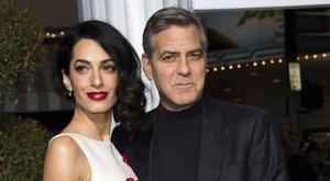 Miért titkolóztak Clooney-ék az ikerterhességgel kapcsolatban?