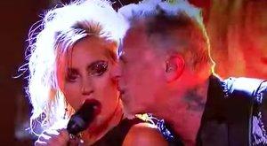 Nagyot égett a Grammy-gálán Lady Gaga és a Metallica