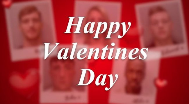 Valentin-napon szívhez szóló üzenetben várja vissza a bűnözőket a rendőrség