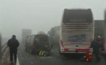 Négyre emelkedett a csanádpalotai balesetben elhunytak száma - videó