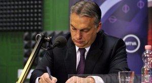 Juhú! Újra érdekli Orbánt a lakosság véleménye