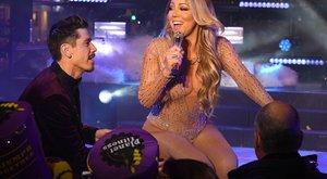 Mariah Carey nem lapul tovább a nagy égés után