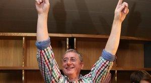 Újraválasztották Gyurcsány Ferencet