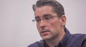 Azurák Csaba elmesélte, mit tett, míg nem volt műsora