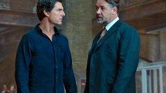 Russell Crowe ellen harcol Tom Cruise