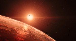Hét Föld-hasonmást találtak egy csillag körül