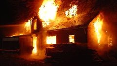 Tűz ütött ki a Kőszegi-hegységben