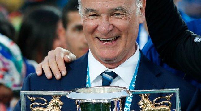 Porig alázta Ranierit a Leicester