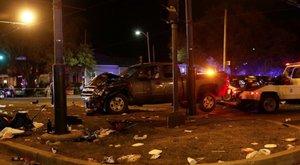 28 embert gázolt el egy sofőr New Orleansben