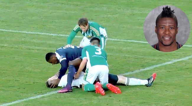 Életet mentett az exkispesti focista (videó)