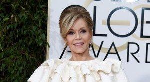 Jane Fonda bevallotta: gyerekkorában megerőszakolták