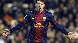 Óriással randevúzott Messi - fotó