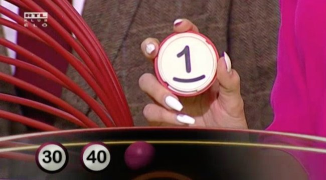 Károly pórul járt a lottósorsoláson
