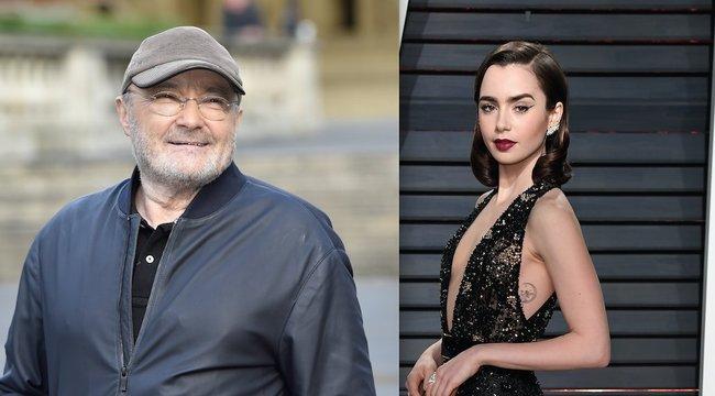 Megbocsátana lánya a nem túl jó apa Phil Collinsnak