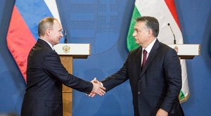 Orbán máris tárcsázta Putyint
